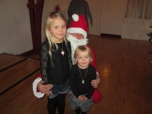 De kære børn med julemanden